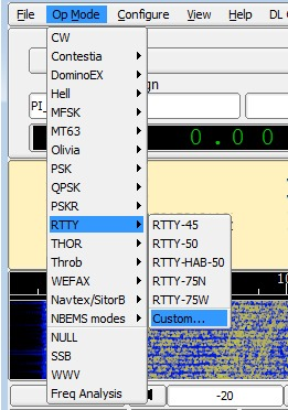 Decoding with dl-fldigi - Pi In The Sky Project